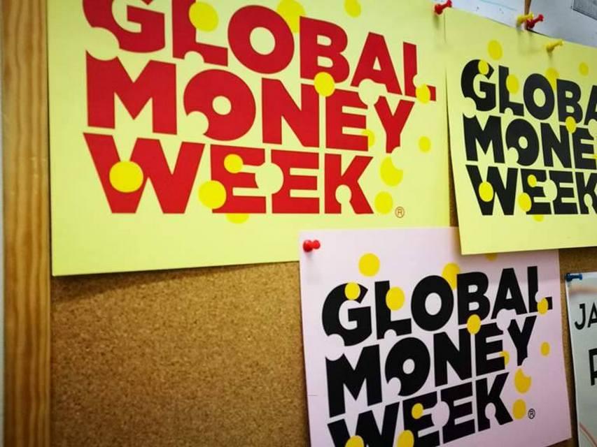 Global Money Week - Światowy Tydzień Pieniądza