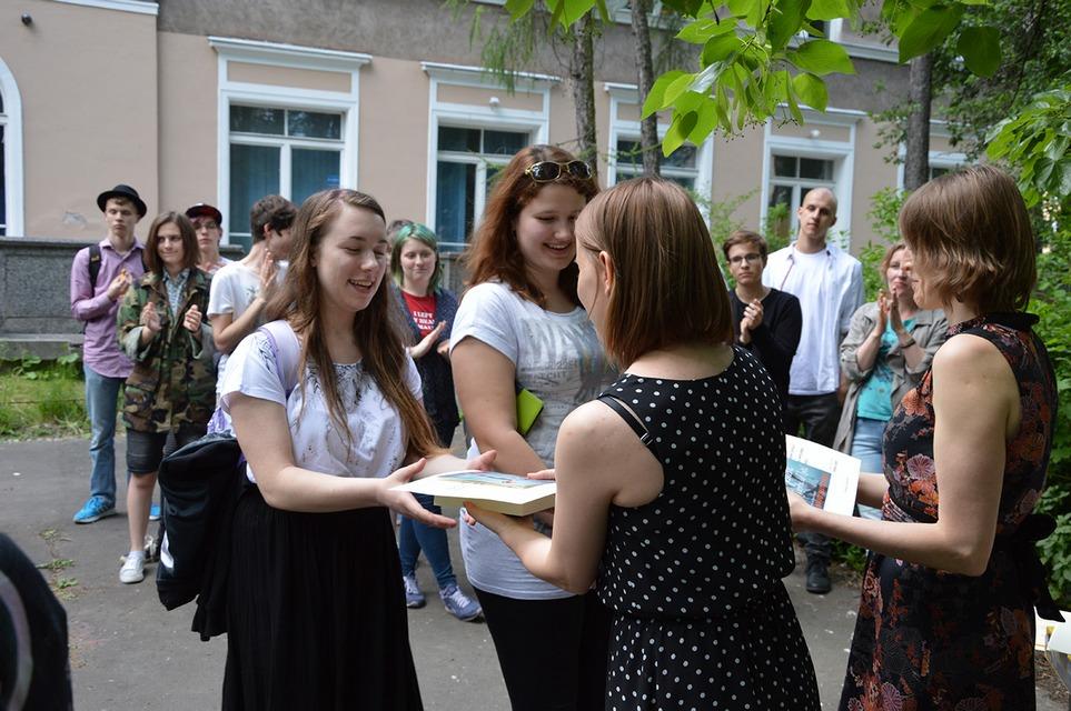 """Patrycja i Marysia – II miejsce w grze szkolnej """"Tropem zaginionej opowieści""""!"""