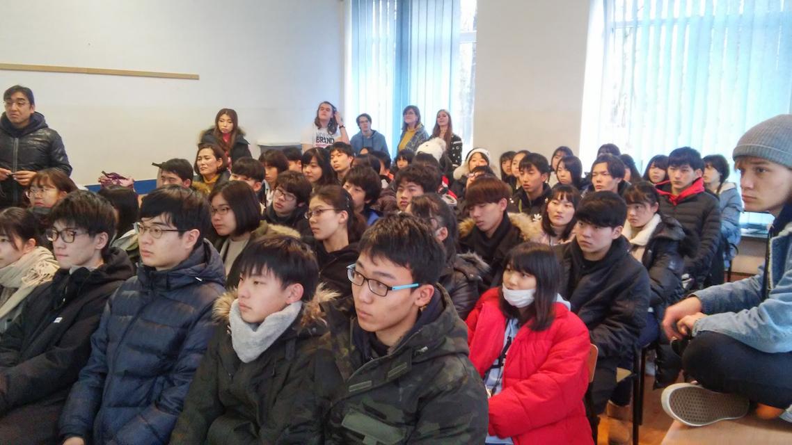 Z OSAKI DO WARSZAWY - Wizyta gości z Japonii