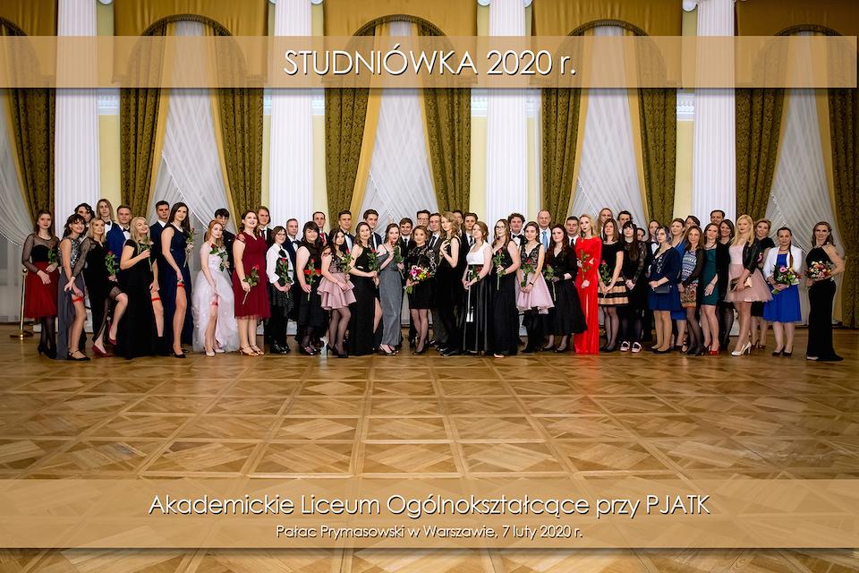 Studniówka 2020 - grupowe
